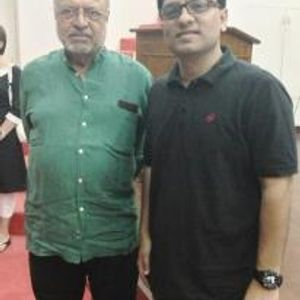 SHYAM BENEGAL EXCLUSIVE INTERVIEW FEATURING SURAJ BABA BY DR EJAZ WARIS