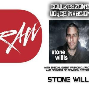 SoulReazon's House Invasion - Special Guest French producer Stone Willis