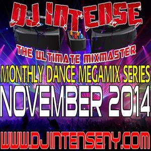 Monthly Dance Megamix November 2014