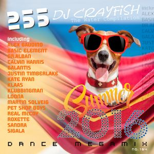 TWC 255 (2016) DJ Crayfish MIX 184 (2016 SUMMER DANCE MEGAMIX)