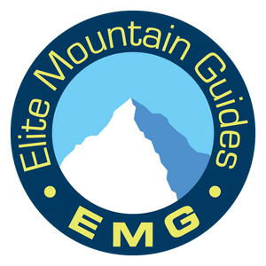 Flora Blathwayt speaks to Phil Ashby and Will D'arcy from Elite Mountain Guides