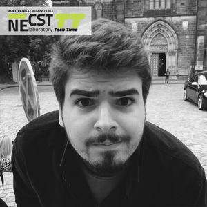 NECST Tech Time I, 11 - Interview to Luca Stornaiuolo - 10/04/2018