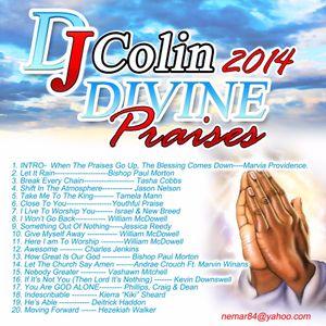 DJ COLIN - DIVINE PRAISES