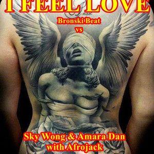 I Feel Love - Bronski Beat Marc Almond vs Sky Wong & Amara Dan & Afrojack