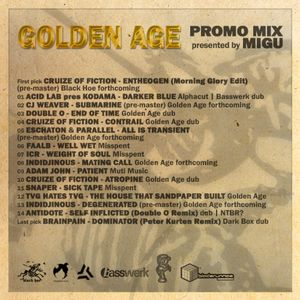 Migu - The Golden Age Promo Mix