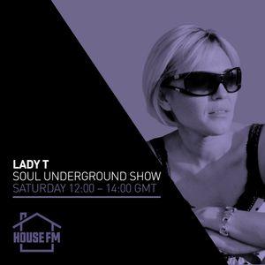 Lady T - Soul Underground Show 25 SEP 2021