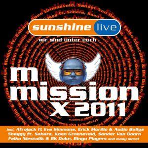Mix Mission 2017 - Naughty North (SSL) - 27-Dec-2017
