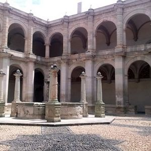 Acervo arqueológico . Museo de las Culturas de Oaxaca