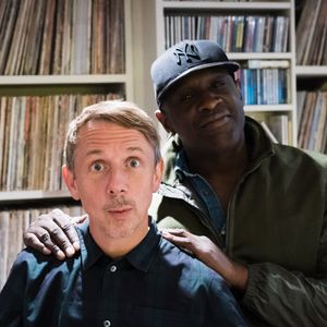 Gilles Peterson with Fabio // 30-05-17