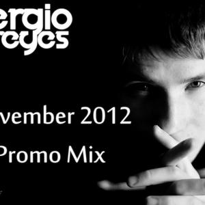 Sergio Reyes - November Promo Mix