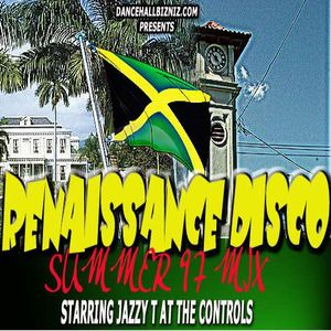Jazzy T - Summer 97 Mixtape