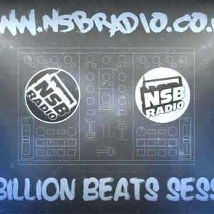 The BillionBeats Sessions NSBRADIO Cover Time 21st/22nd Feb 2015