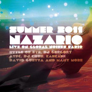 Summer 2011 Mix - Live On GN Radio