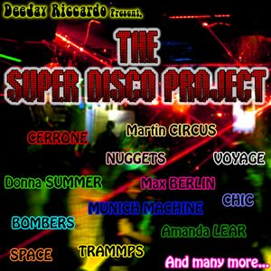DeeJay Riccardo - The super disco project