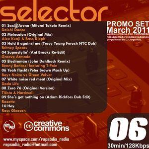 Selector 06 - Marzo 2011