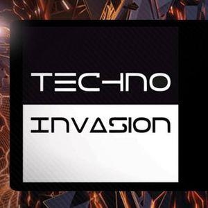 Aghi @ Techno Invasion : Gimlet Music Bar - Pardubice - 2018-03-30