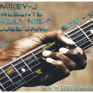 RBX Radio blues show 26-6-17
