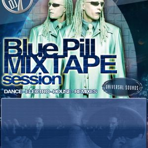 Blue pill mixtape mainstream house electro by the for Mainstream house music
