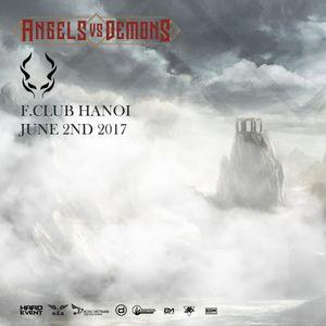 HARD ZONE: ANGELS VS DEMONS   LUCIFA