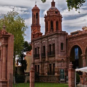Centenario del Museo de Guadalupe Zacatecas