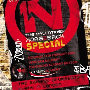 Nicky Blackmarket B2B Ray Keith One Nation 'Valentines B2B Special' 11th Feb 2006