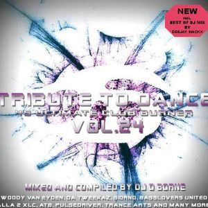 Tribute To Dance Vol.24 (Revival Mix) by DEEJAY MACKX