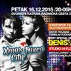 Zagreb Disco Festival - 16 12 2016 - live set
