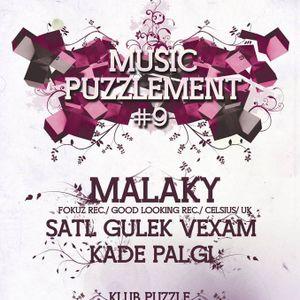 Music Puzzlement #09 PromoMix   SATL