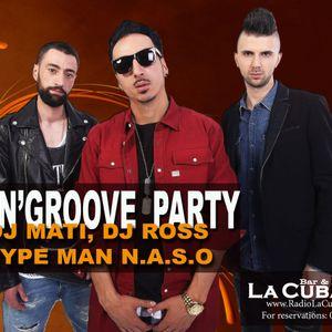 Sex N Groove Party @ La Cubanita Beach Bar, Sunny Beach 21.07.2016