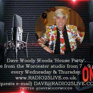 DAVE WOODY WOOD RADIO25LIVE 8.10.2015