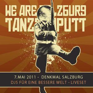 DJs für eine bessere Welt - Tanzt Kaputt - Liveset
