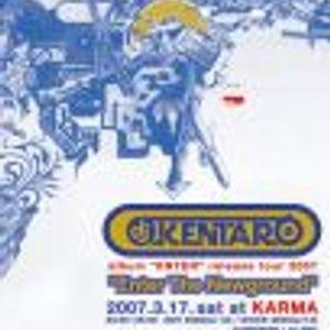 """Test Mix For """"Enter The New Gound Tour @ Karma, Osaka 16th, Mar, 2007"""