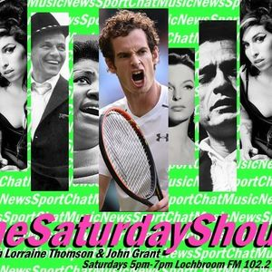 The Saturday Shout! - What's Up With Andy?