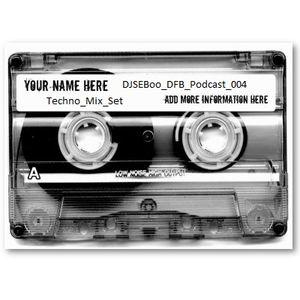 DJSEBoo Different Beats Mix 004
