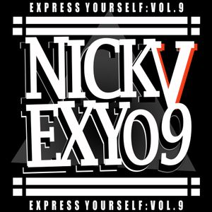 Express Yourself Mix Series Vol. 9 w/ Nick V.