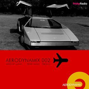 Aerodynamix 002 @ Frisky Radio February 2013 mixed by JuanP