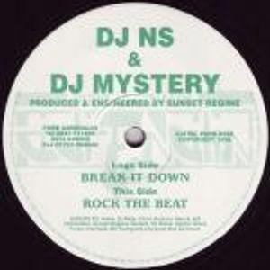 KFMP - OLD SKOOL - DJ NS & Mystery - 20/05/2012