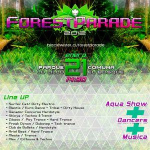 Meste @ Forest Parade 2012