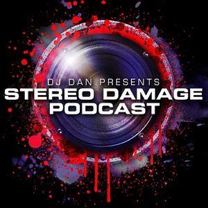 Stereo Damage Episode 14/Hour 1 - DJ Dan (Live @ King King)