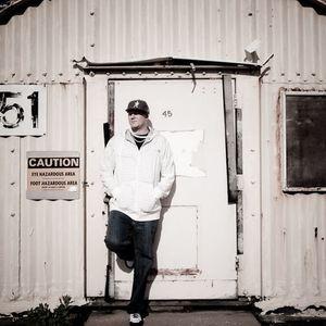 DJ Mes Live @ Jack Frost Dec 2008