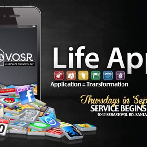 Brother Justin Roubidoux: Life Apps Series Part 5 (9.29.16) Psalms 90:18