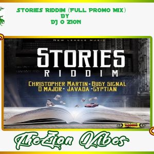 STORIES RIDDIM [FULL PROMO] - NEW LEAGUE MUSIC - 2019 Mix By