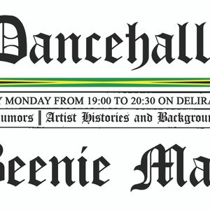 """"""" The Dancehall Post """" on Deliradio.it 