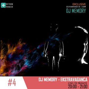 DJ MemorY - Ekstravaganca #4