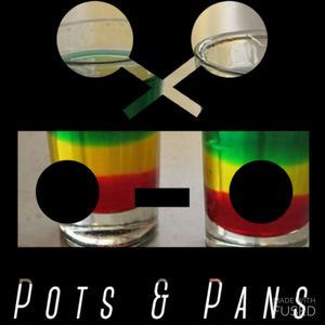 INSTRUMENTAL REGGAE COCKTAIL PARTY - AN EXCLUSIVE POTS