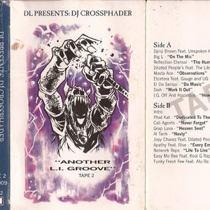 DJ Crossphader - Another L.I. Groove Tape 2 (side b)