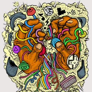 DJ SAIZ ::: Electro Session @ Zoo Machines Festival (28/11/2014)