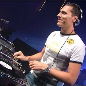 DJ Tiesto @ Dancevalley 2001