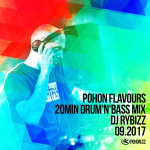Rybizz - Pohon Flavours - September 2017