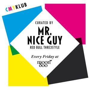 CMYKlub Live Mix for moondoo – Mr. Nice Guy